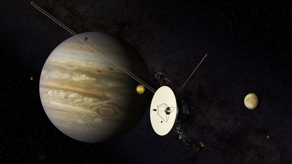 voyager and jupiter can be either voyager 1 or voyager 2 flickr