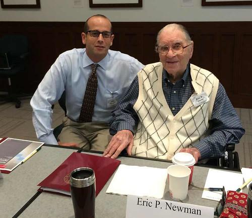 John Feigenbaum and Eric Newman