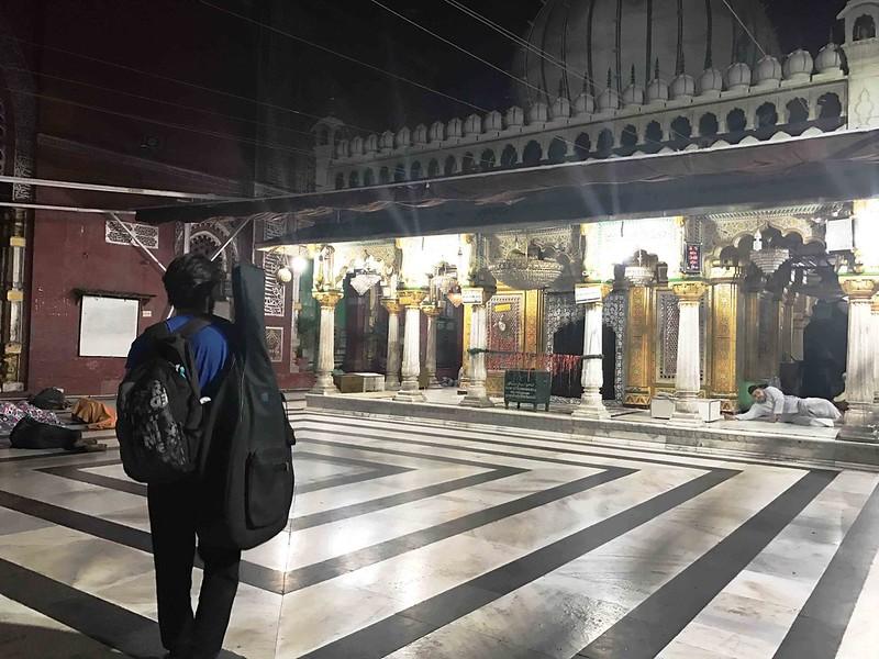 Mission Delhi – Arshad Ali, Hazrat Nizamuddin Auliya's Dargah