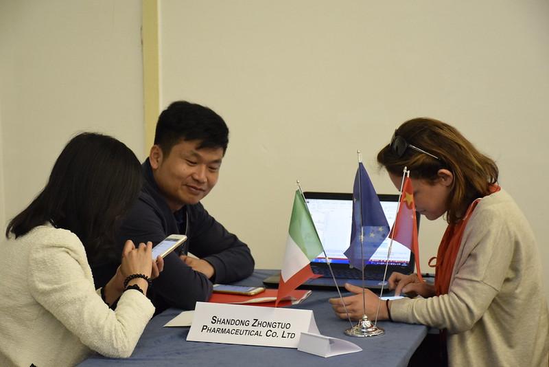 Internazionalizzazione, visita di una delegazione della provincia dello Shandong