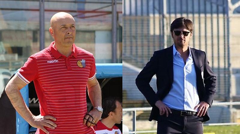 Giovanni Pulvirenti e Raffaele Esposito