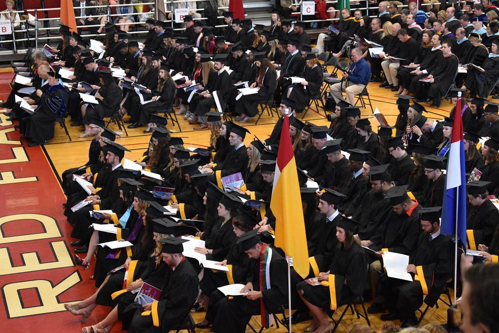 Undergrad Commencement 2017