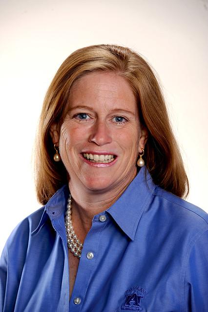 A portrait of Beth Guertal