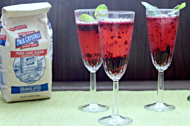 Blackberry Mint Bellinis Sponsor