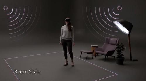 Microsoft Windows VR   virtuali realybė visiems