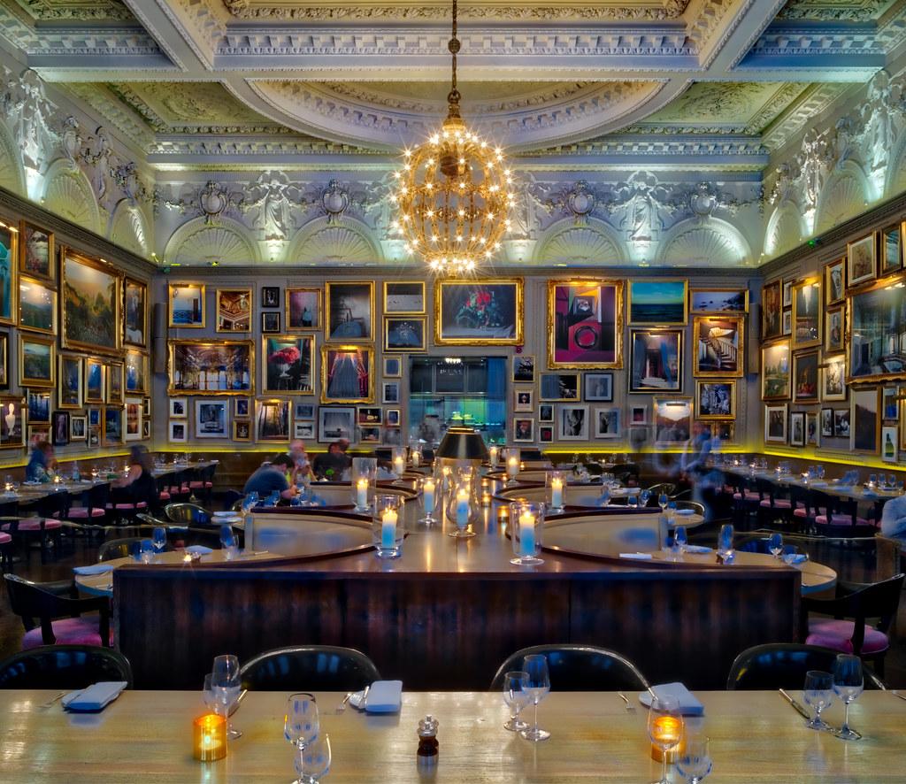 Restaurants In London That Celebrities Go To