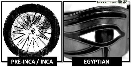 23Egyptian-inca-third-eye-suns | by Hssszn 讚新聞