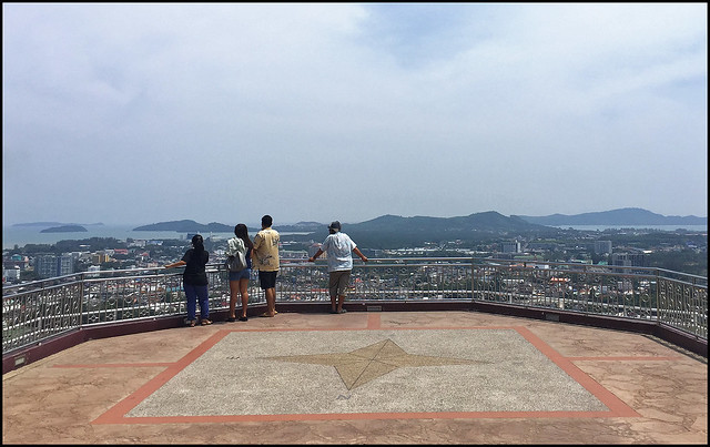 Rang Hill Viewpoint, Phuket