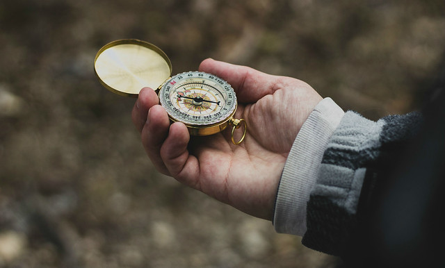 compass in hand long-term returns white papers