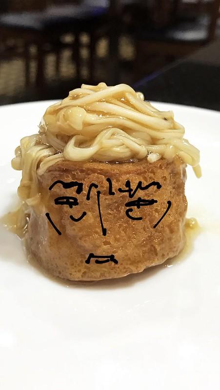tofu trump face