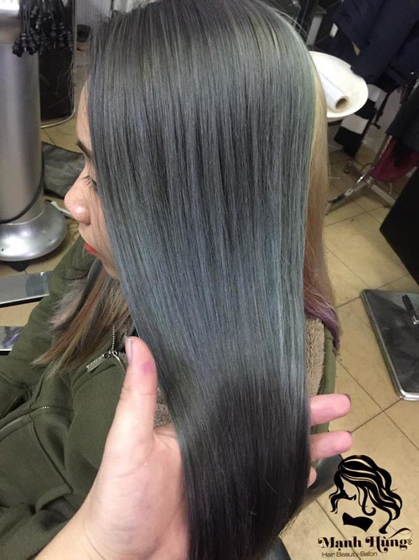 nhuộm tóc đẹp hải phòng 11