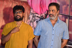 Andhhagadu Theatrical Trailer Launch Stills