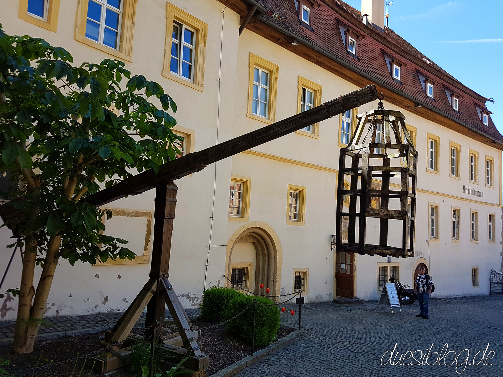 Rothenburg ob der Tauber Kriminalmuseum duesiblog 02