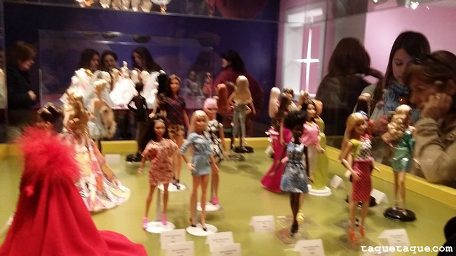 Barbies de 2000s (Fashionistas de 2016 y 2017)