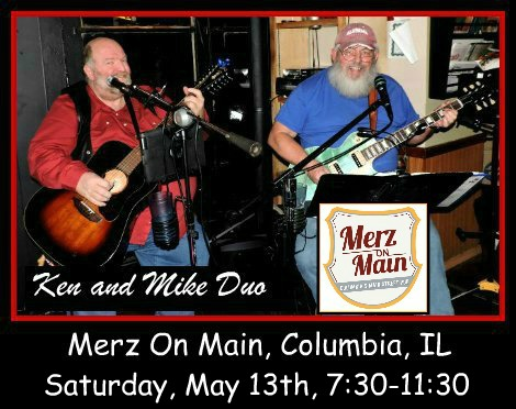 Ken and Mike Duo 5-13-17