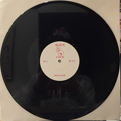 BLACK COCK:LUNA PARTY(RECORD SIDE-A)