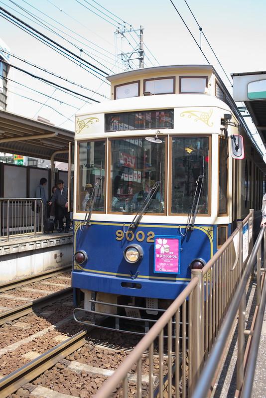 都電荒川線 東京さくらトラム
