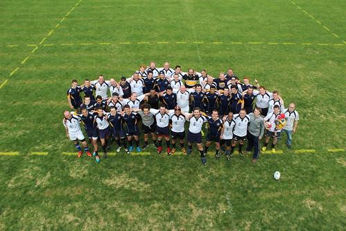 NASC/MCLA Alumni Rugby Match