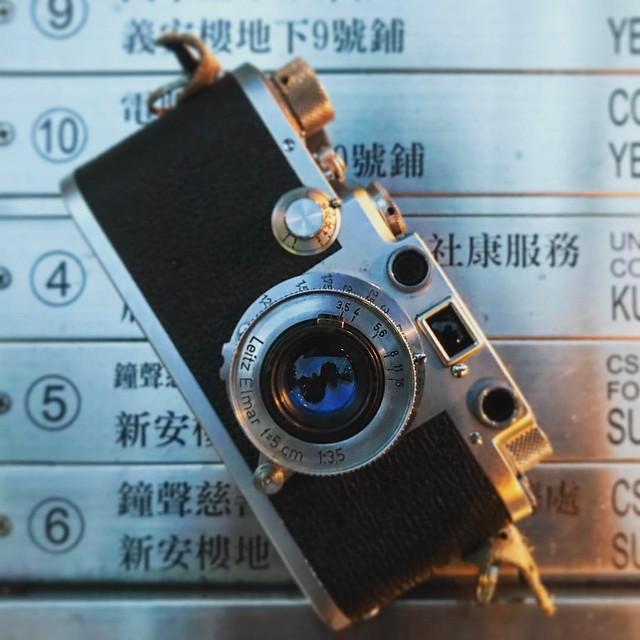 Leica 5cm f3.5 Leica窮人三寶