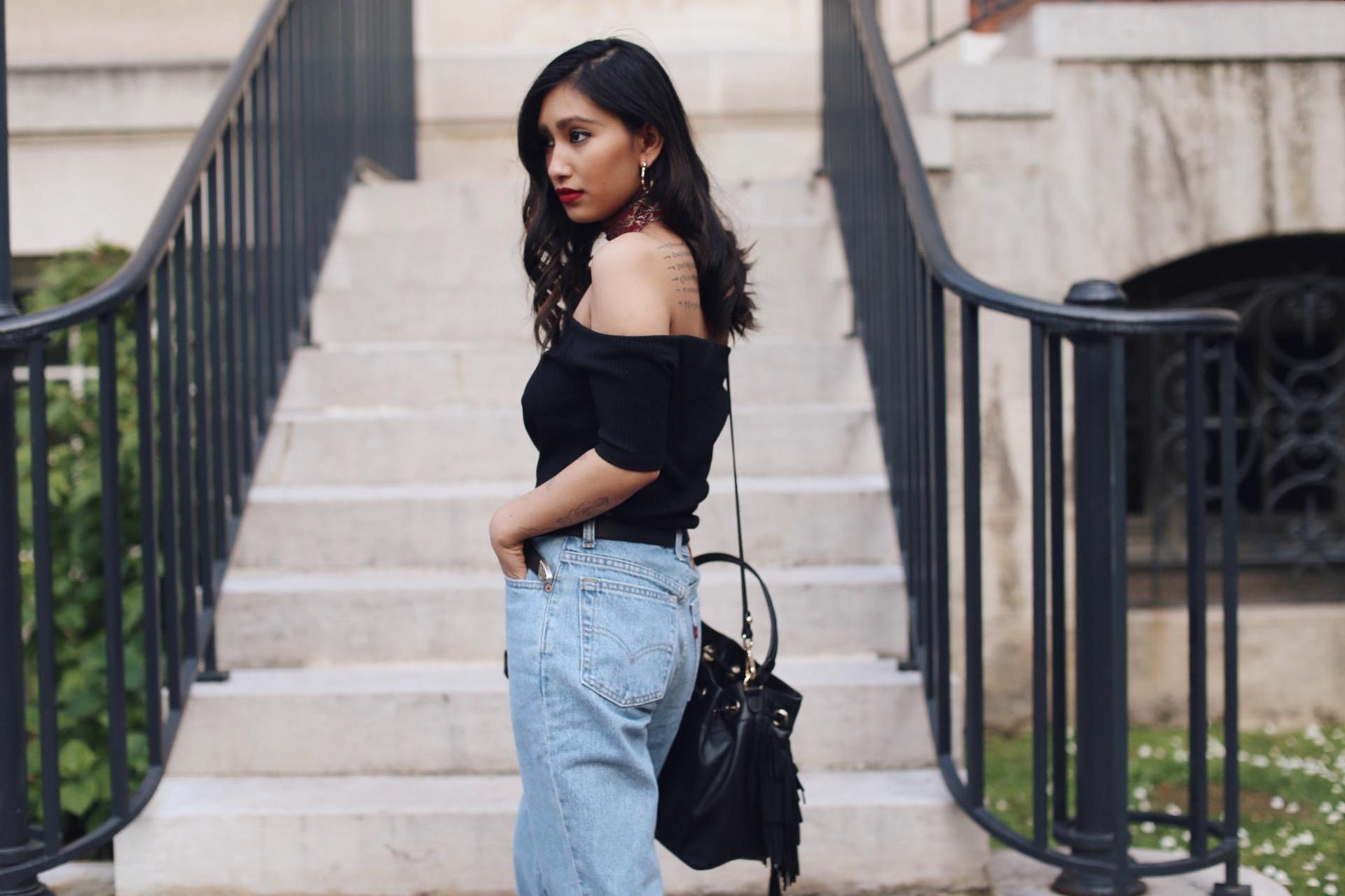 vintage jeans levis