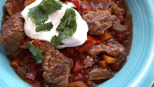 Slow Cooker Texas Beef Chili 15