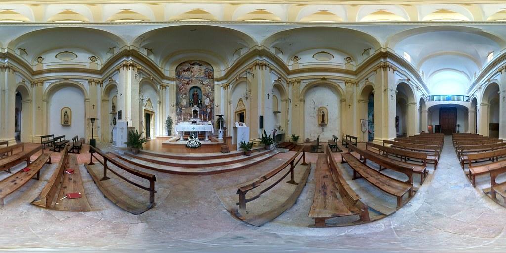 Esglesia parroquial de Santa Maria
