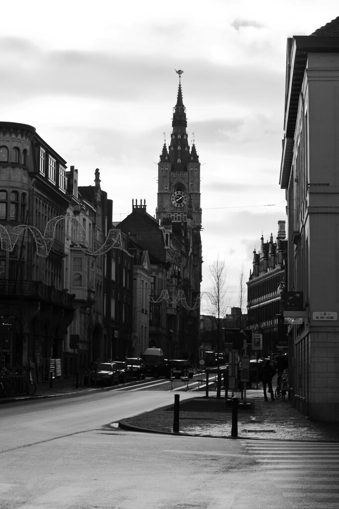Streets of Ghent.4