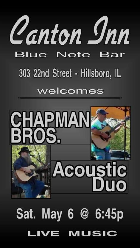 Chapman Bros 5-6-17