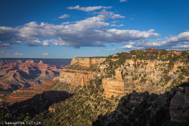 El Tovar and the Grand Canyon