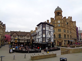 The Old Wellington, Exchange Square 01 | by worldtravelimages.net