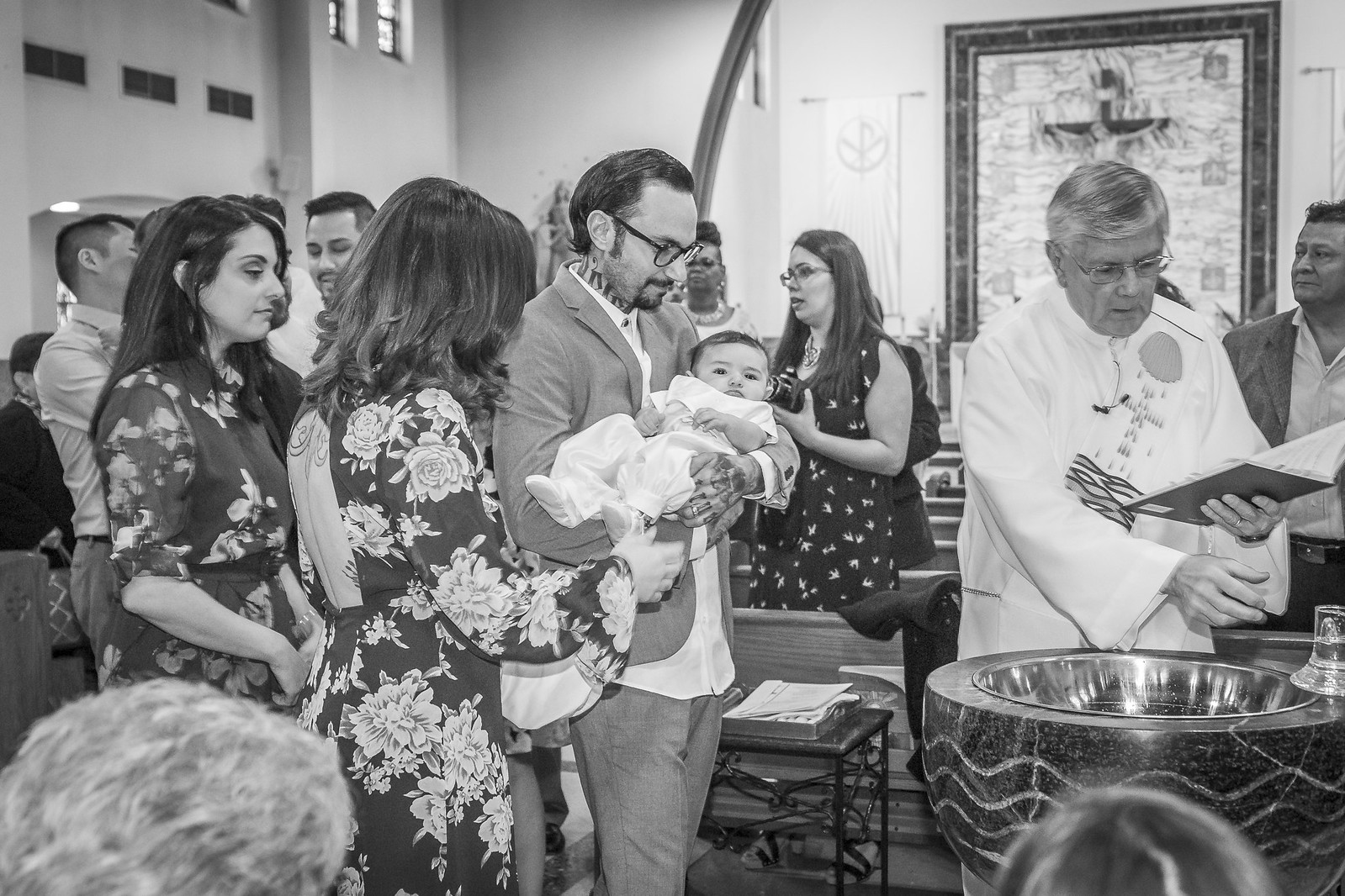 Colandrea Baptism - 05.07.17
