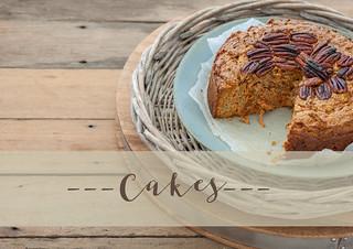 3. cakes