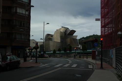 Guggenheim Museum - Bilbao, Spain