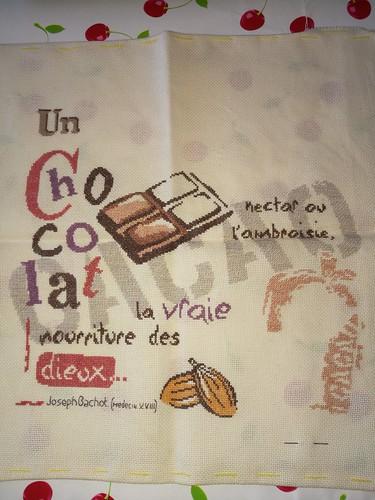 Le chocolat, le retour 2 !!!