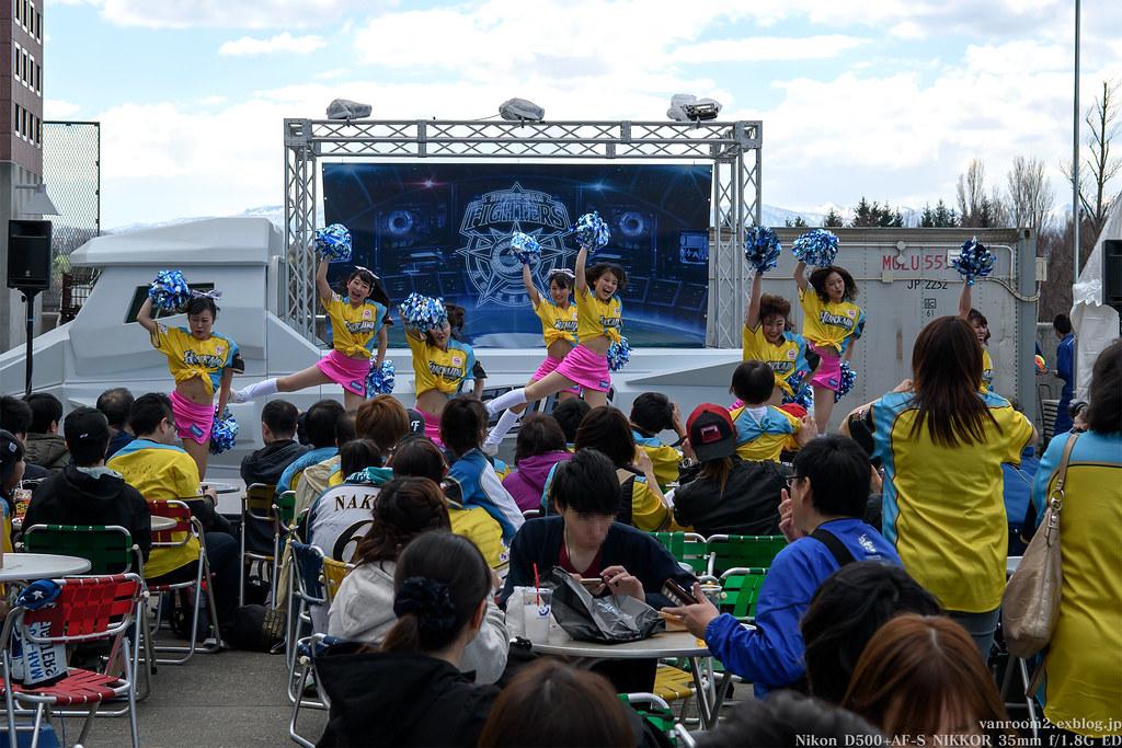 札幌ドーム 2017/4/29