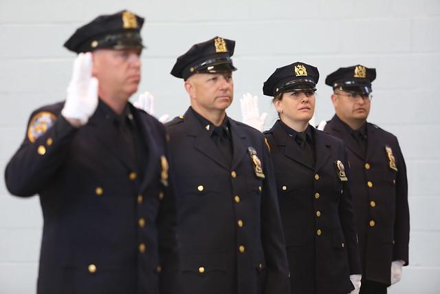 DEP K-9 Police Promotion