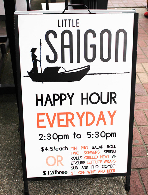 Featured Post: Happy Hour at Little Saigon in Yaletown - Suzie The