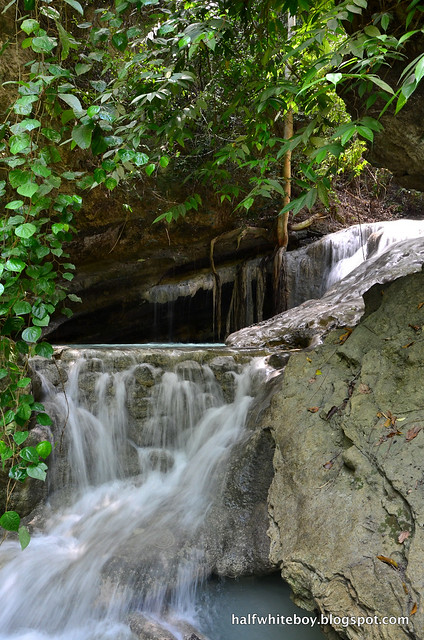 halfwhiteboy - aguinid falls, samboan, cebu 02