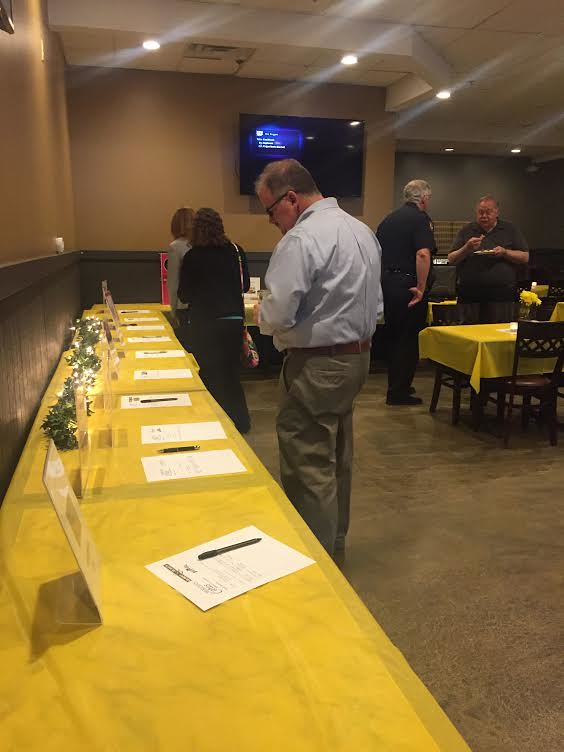 Meridian Cares Silent Auction Fundraiser Raises Money for Residents in Need