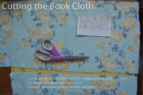 20. Cut Book Cloth / Paper to Size