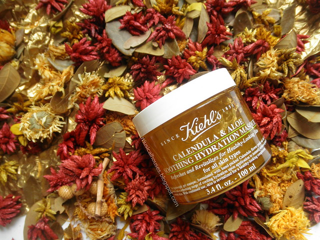 Kiehl's Calendula Aloe Soothing Hydration Masque Review