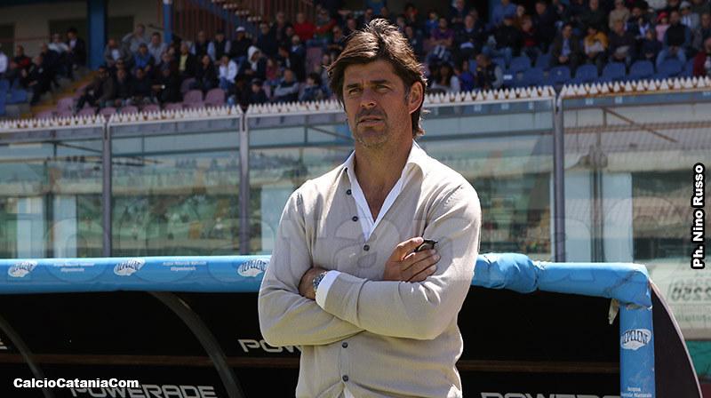 Andrea Sottil, ex tecnico del Livorno