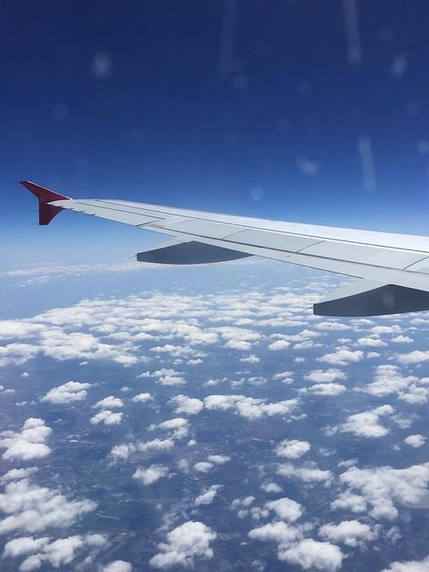 Über den Wolken - Apulien