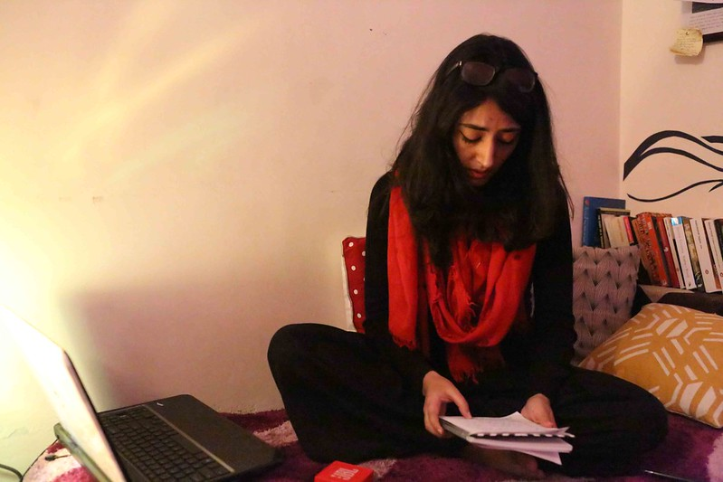 Delhi's Bandaged Heart – Samia Mehraj's Poem 'The Runaway Girl', Maidan Garhi