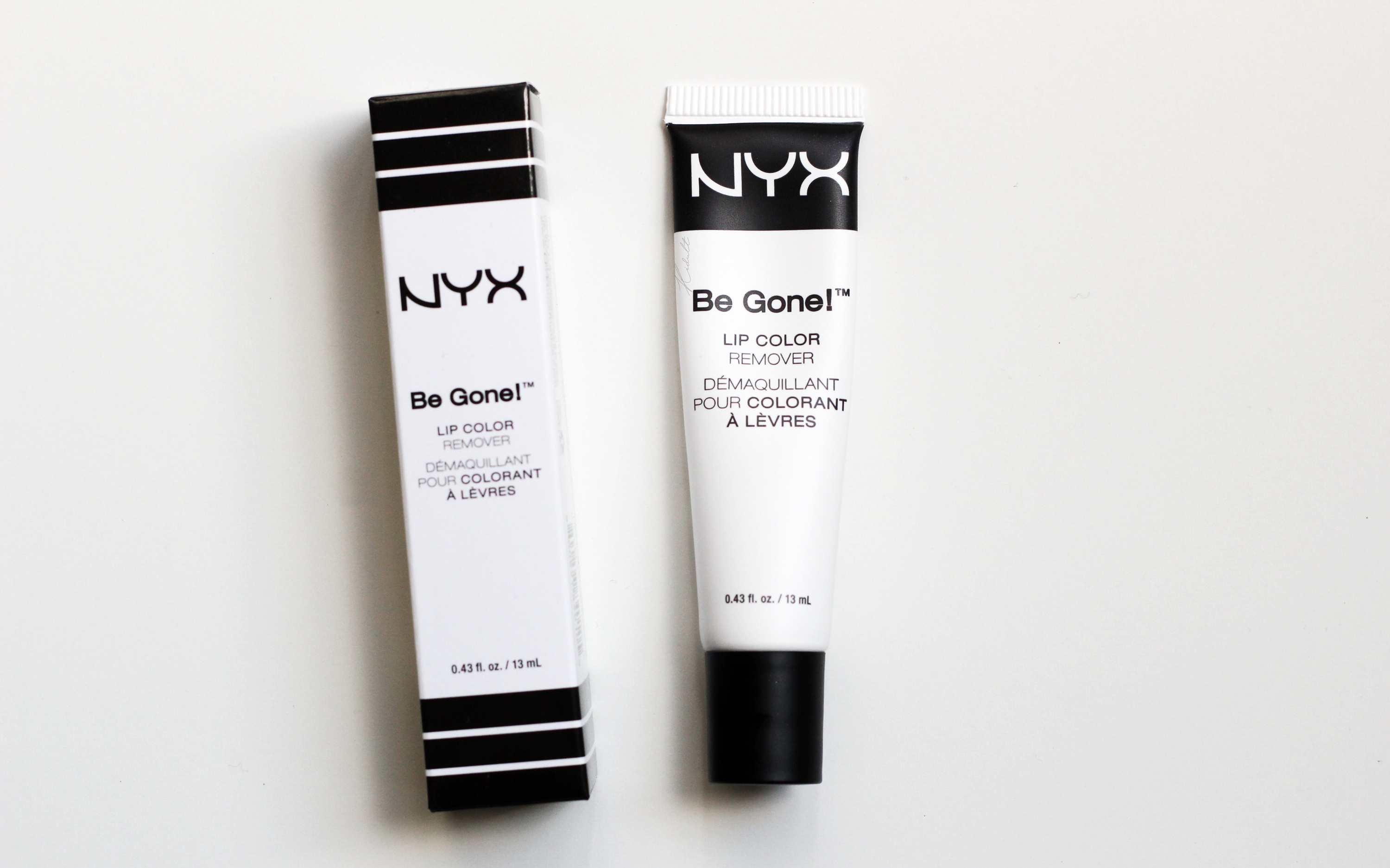 nyx be gone lip color remover review