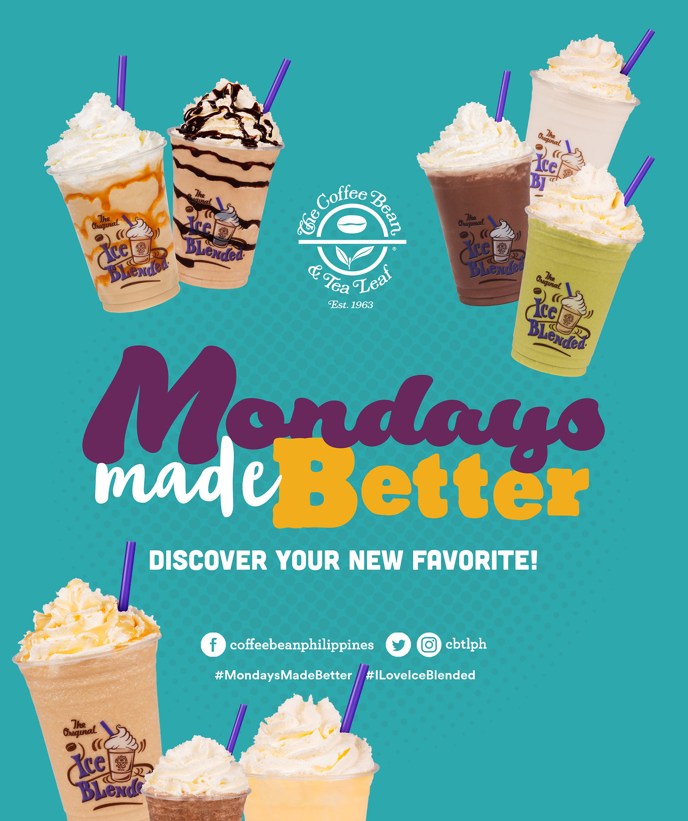 cbtl monday's made better poster