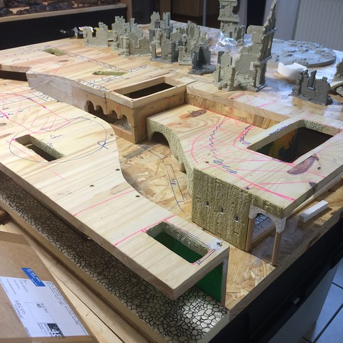 Malval District project - Mordheim table 33765377554_78d076d8ac