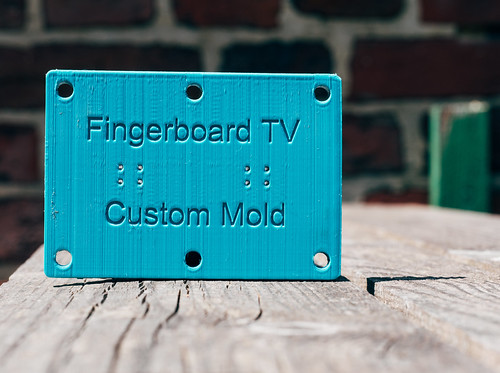 Fingerboard-Molds - Cusom Mold