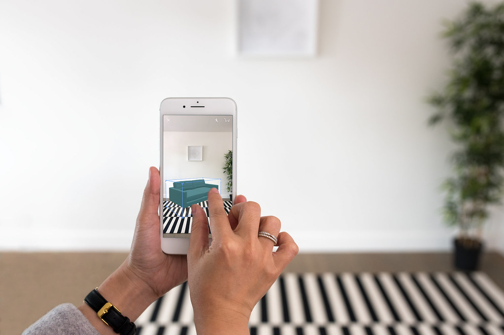 Houzz Brings Augmented Reality to Home Design and... - The Houzz Blog