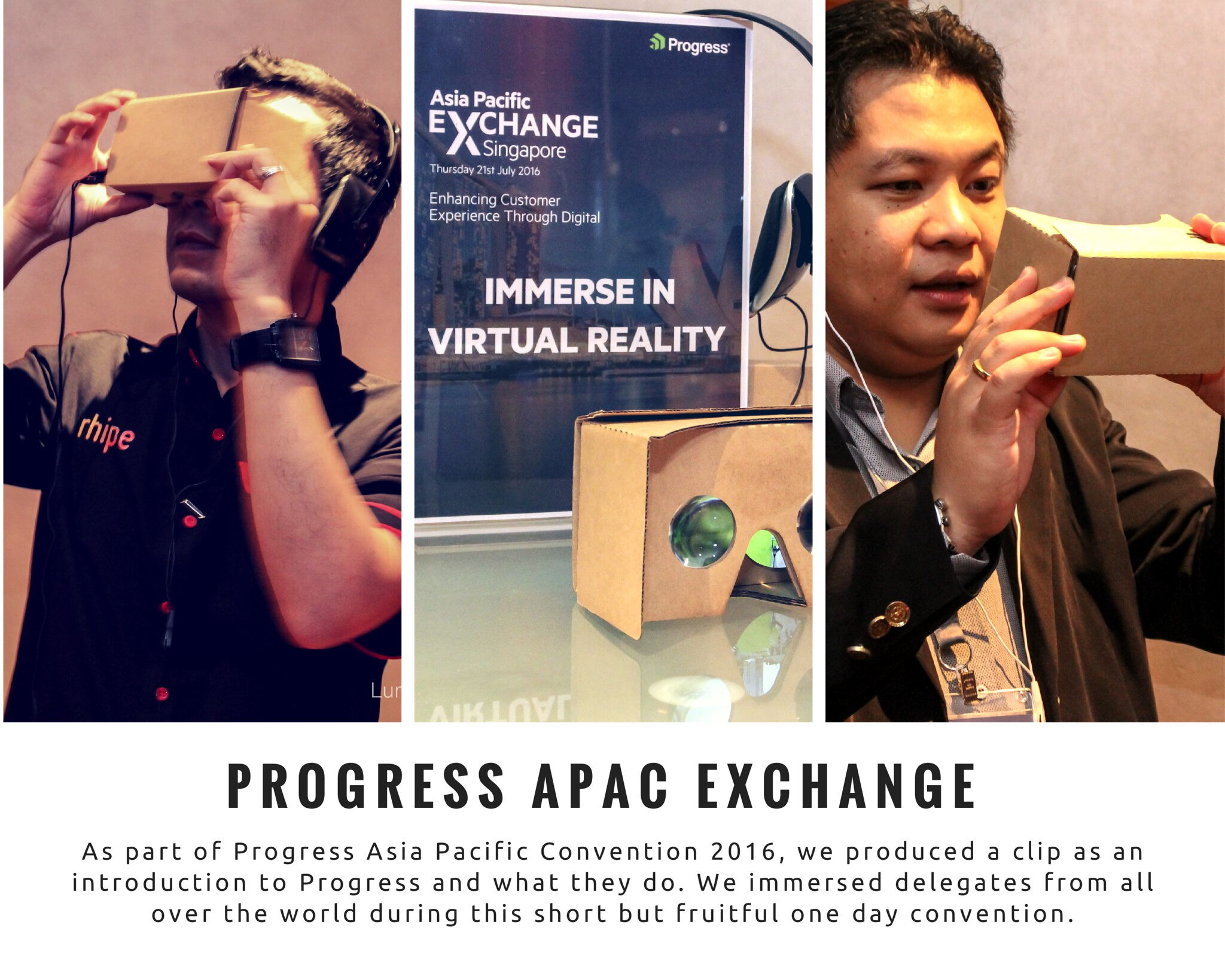 Progress APAC Challenge 2016
